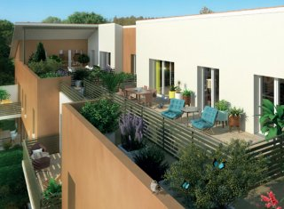 vente appartement TOURNEFEUILLE 4 pieces, 75,51m2